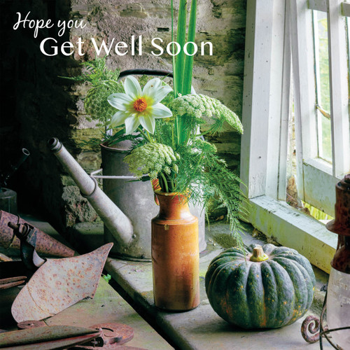 SM14191G - Flowers and Tools (1 get well card)