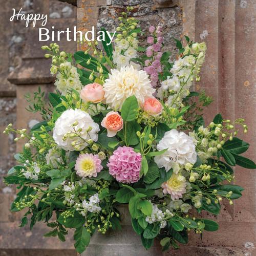 SM14194HB - Flowers (1 birthday card)