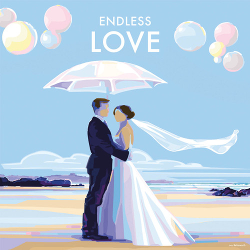 BB78986 - Endless Love (1 blank card)