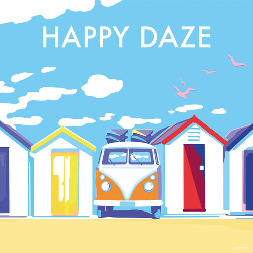 BB78990 - Happy Daze (1 blank card)