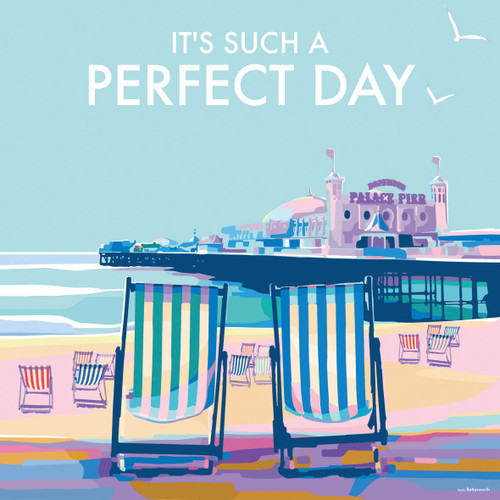 BB78992 - It's Such a Perfect Day (1 blank card)