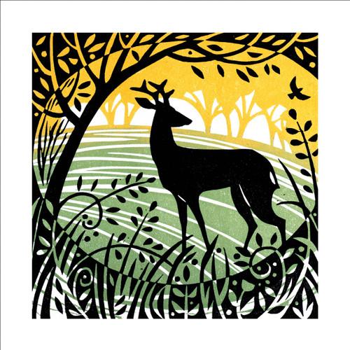 MA86943 - At the Wood's Edge (1 blank card)