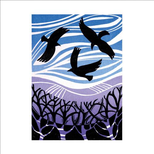 MA86994 - Blown on the Wind (1 blank card)