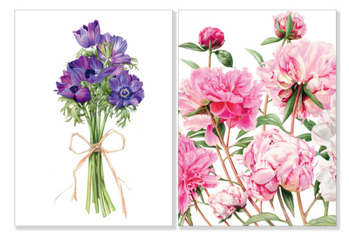 BX77110 - Billy Showell Botanical (1 minicard box of 8 cards)