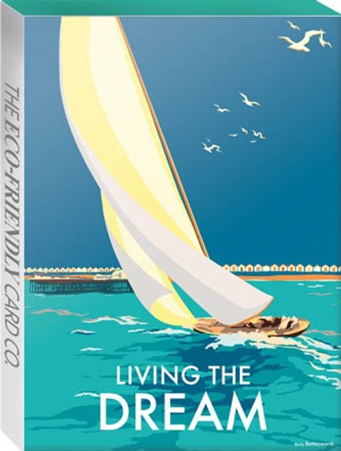 BX78112 - Becky Bettesworth - Living the Dream (1 minicard box of 8 cards)