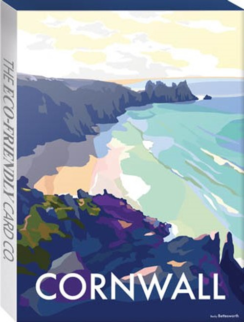 BX78119 - Becky Bettesworth - Cornwall (1 minicard box of 8 cards)