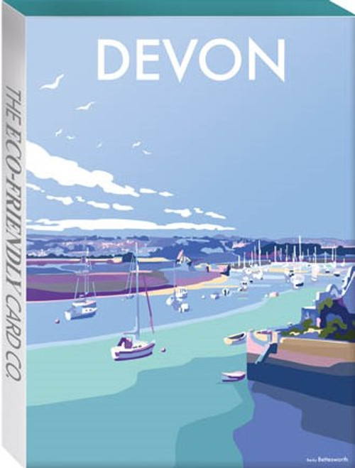 BX78120 - Becky Bettesworth - Devon (1 minicard box of 8 cards)