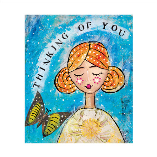 MD89010 - Thinking of You (1 blank card)