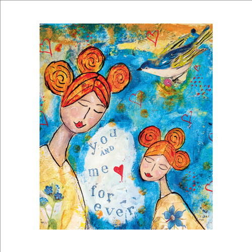 MD89975 - You and Me Forever (1 blank card)