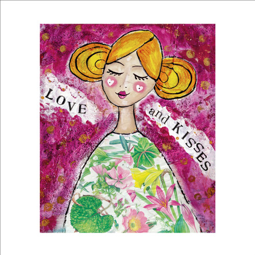 MD89982 - Love and Kisses (1 blank card)