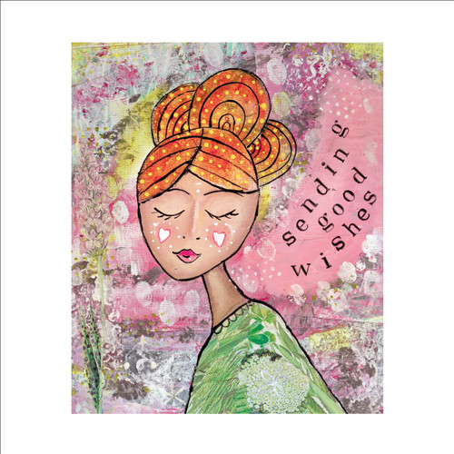 MD89983 - Sending Good Wishes (1 blank card)