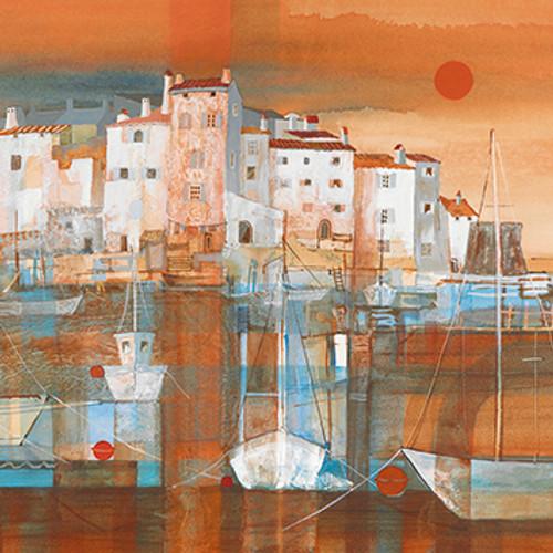 GM69274 - St Tropez Port II (1 blank card)~