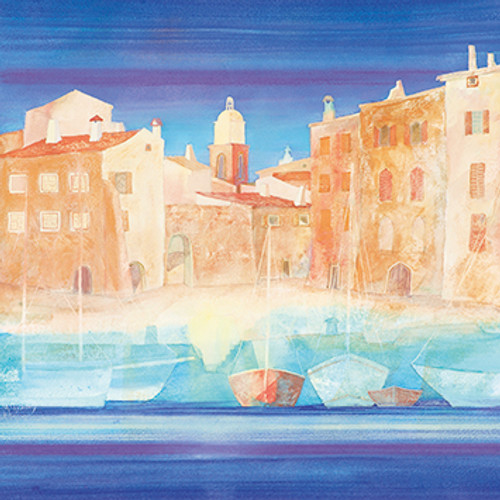 GM69275 - St Tropez Port I (1 blank card)~