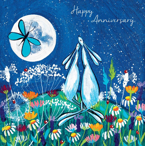 KA82018 - Happy Anniversary (1 blank card)