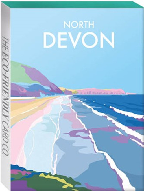 BX78124 - Becky Bettesworth - North Devon (1 minicard box of 8 cards)