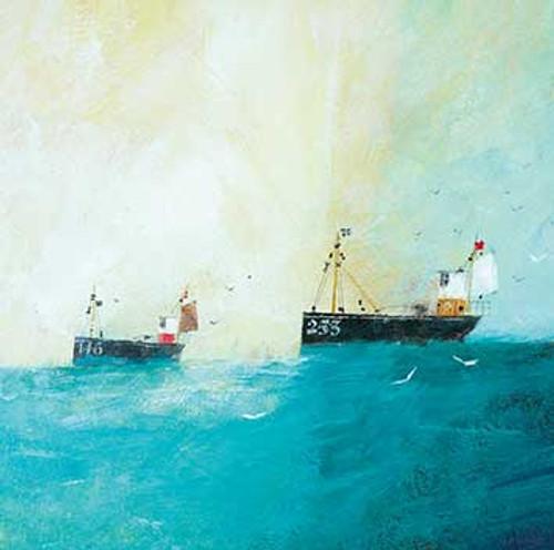 GP64118 - Trawlers (1 blank card)~