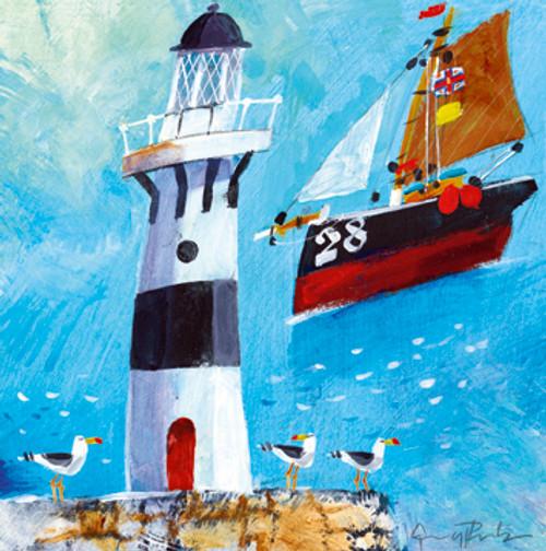 GP64373 - The Lighthouse (1 blank card)~