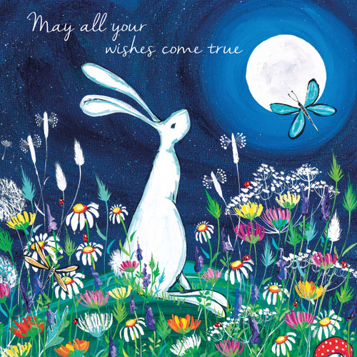 KA82032 - May all your wishes come true (1 blank card)