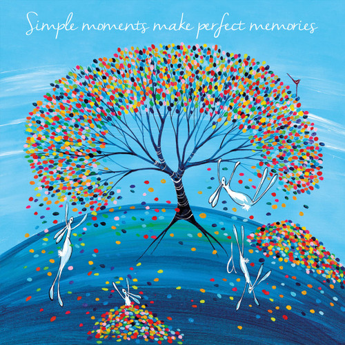 KA82034 - Simple moments make perfect memories (1 blank card)