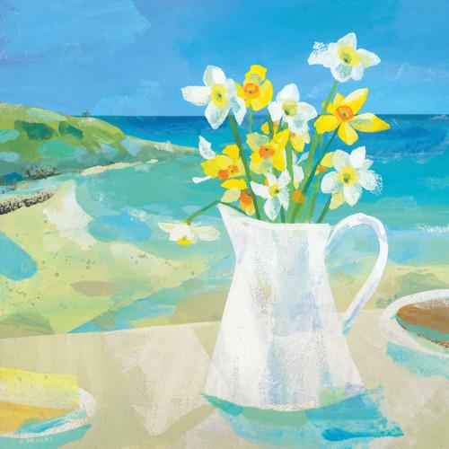 CH33039 - Daffodils (1 blank card)