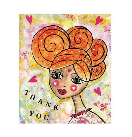 MD89038 - Thank You (1 blank card)