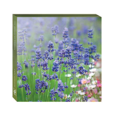 WAL11126 - The Beauty of Flowers (1 wallet of 8 cards)