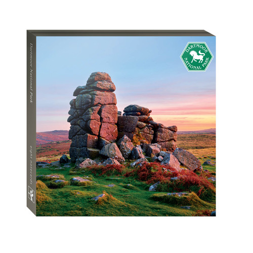 WAL11127 - Dartmoor National Park (1 wallet of 8 cards)