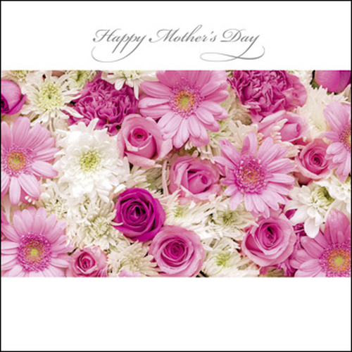SM14003MD - Pretty in Pink... (1 mother's day card)~