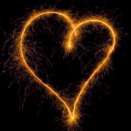 SM10045 - My Heart Sparkles (1 blank card)~