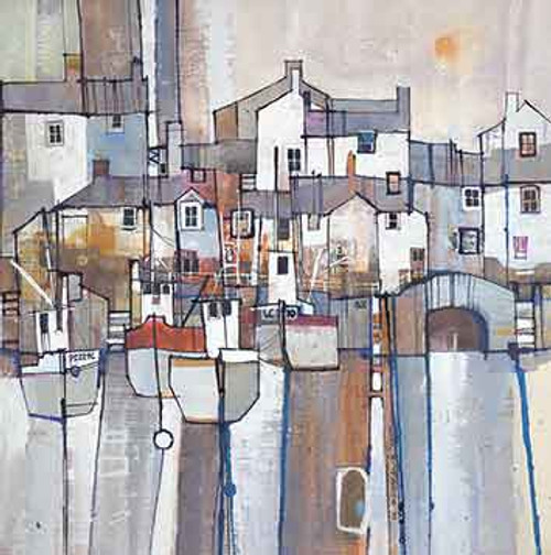 MP62087 - Harbour Cornwall 2 (1 blank card)~