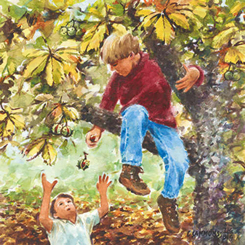 M36019 - Conkers (1 blank card)~