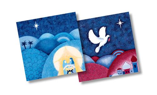 CX32071 - Anna Murdin (1 pack of 10 Christmas cards)