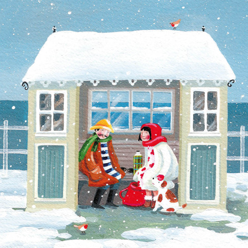 CX33072 - Claire Henley (1 pack of 10 Christmas cards)