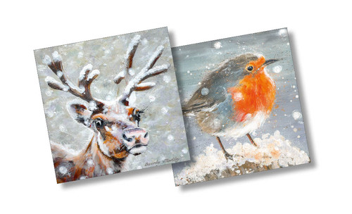 CX76065 - Beverly Madley (1 pack of 10 Christmas cards)