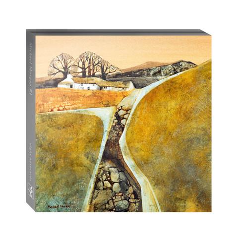 WAL70131 - Michael Morgan (1 wallet of 8 cards)