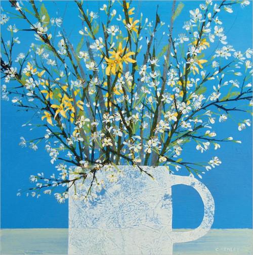 CH33076 - Spring Blossom (1 blank card)