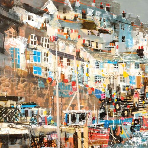 MB79437 - Cornish Harbour (1 blank card)