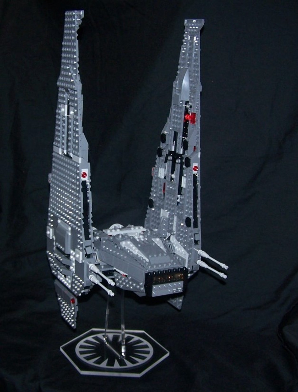Kylo Ren Command Shuttle