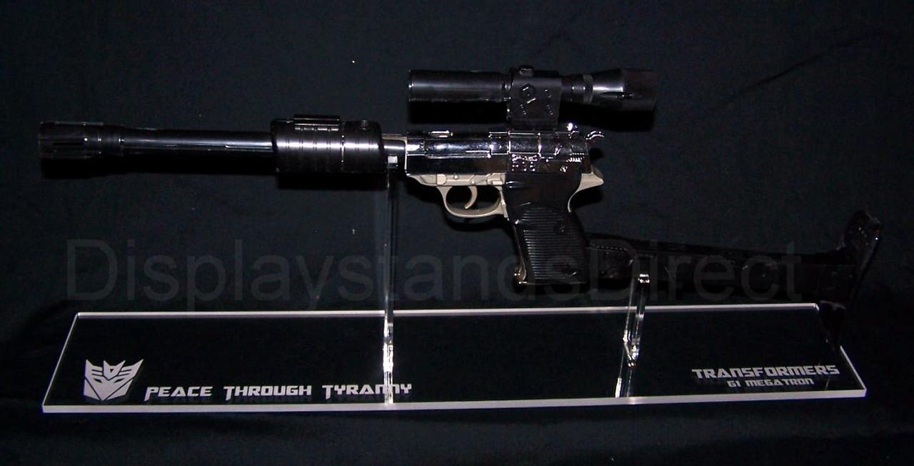 G1 Megatron gun mode