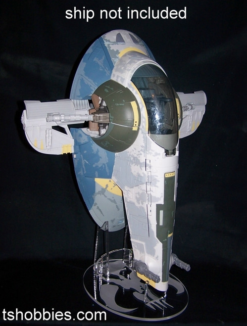 Hasbro Deluxe Slave I stand