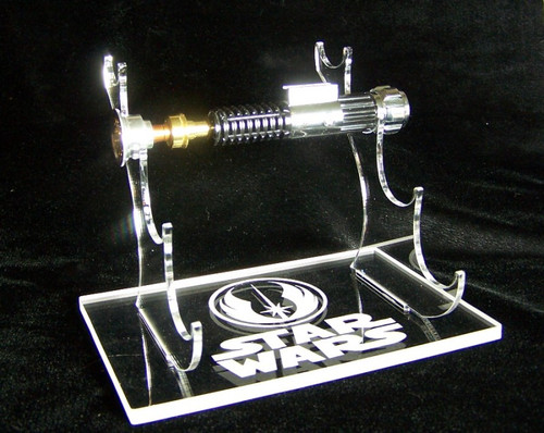 MR .45 (half) scaled Lightsaber stand