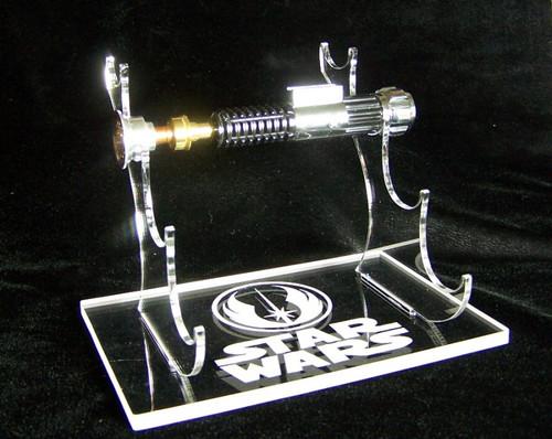 MR .45 (half) scaled Lightsaber stand