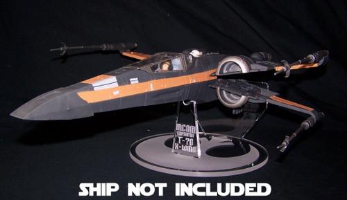 Hasbro FA X-wing display stand