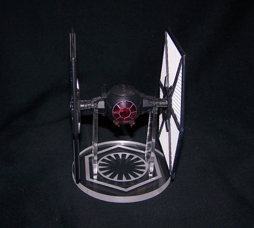 Disney Force Awakens Tie Fighters