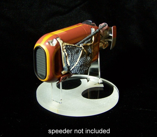 Force Awakens Reys Speeder