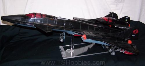 Cobra Raven Landing display