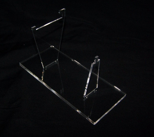 acrylic display stand for Diamond Select Star Trek Enterprise B