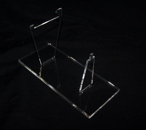 acrylic display stand for Diamond Select Star Trek Enterprise B