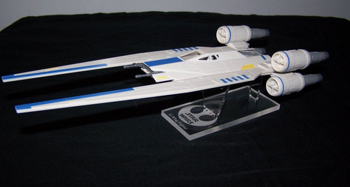 Revell U-wing fighter Star Wars Rogue One Display stand
