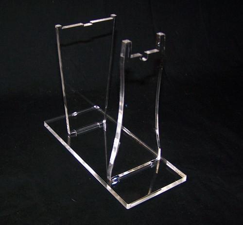 acrylic display stand for Diamond Select Klingon Bird of Prey
